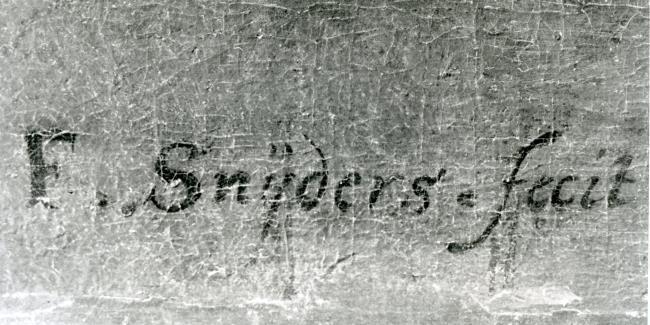 "toegeschreven aan <a class=""recordlink artists"" href=""/explore/artists/73723"" title=""Frans Snijders""><span class=""text"">Frans Snijders</span></a>"