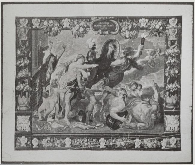 "wandtapijtweverij van <a class=""recordlink artists"" href=""/explore/artists/459460"" title=""Charles Janssens""><span class=""text"">Charles Janssens</span></a> naar <a class=""recordlink artists"" href=""/explore/artists/68737"" title=""Peter Paul Rubens""><span class=""text"">Peter Paul Rubens</span></a>"