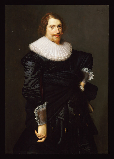 """attributed to <a class=""""recordlink artists"""" href=""""/explore/artists/25972"""" title=""""Nicolaes Eliasz. Pickenoy""""><span class=""""text"""">Nicolaes Eliasz. Pickenoy</span></a>"""