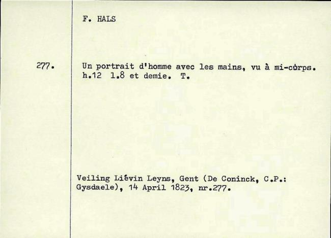 Hals, Frans (I), fichenummer 1203198