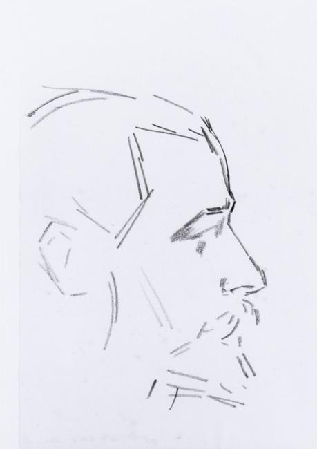 Portrait of Pieter de Josselin de Jong (1861-1906)