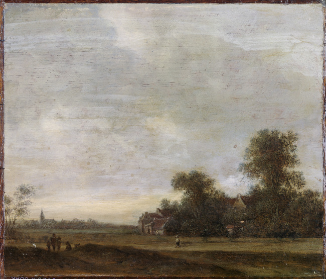 "<a class=""recordlink artists"" href=""/explore/artists/1984"" title=""Anoniem""><span class=""text"">Anoniem</span></a> <a class=""thesaurus"" href=""/en/explore/thesaurus?term=112&domain=PLAATS"" title=""Haarlem"" >Haarlem</a> tweede helft 17e eeuw or follower of <a class=""recordlink artists"" href=""/explore/artists/68835"" title=""Jacob van Ruisdael""><span class=""text"">Jacob van Ruisdael</span></a>"