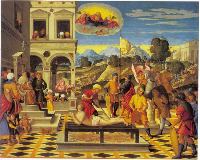 "<a class=""recordlink artists"" href=""/explore/artists/69677"" title=""Girolamo da Santacroce""><span class=""text"">Girolamo da Santacroce</span></a>"
