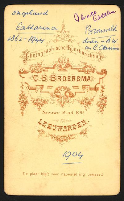 """<a class=""""recordlink artists"""" href=""""/explore/artists/390086"""" title=""""Cornelis Bernardus Broersma""""><span class=""""text"""">Cornelis Bernardus Broersma</span></a>"""