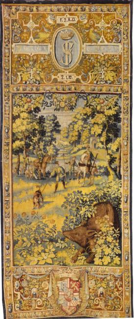 """tapestry workshop of <a class=""""recordlink artists"""" href=""""/explore/artists/45030"""" title=""""Hans Knieper""""><span class=""""text"""">Hans Knieper</span></a>"""