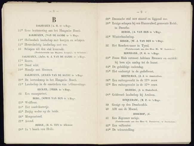 Bernhard, Pieter Gerardus, catalogusnummer 35, Het onderrigt in de godsdienst.