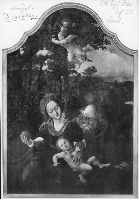 """atelier van <a class=""""recordlink artists"""" href=""""/explore/artists/17468"""" title=""""Pieter Coecke van Aelst (I)""""><span class=""""text"""">Pieter Coecke van Aelst (I)</span></a> en toegeschreven aan <a class=""""recordlink artists"""" href=""""/explore/artists/41402"""" title=""""Dirck Jacobsz.""""><span class=""""text"""">Dirck Jacobsz.</span></a>"""