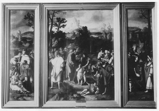 """vrij naar <a class=""""recordlink artists"""" href=""""/explore/artists/49843"""" title=""""Lucas van Leyden""""><span class=""""text"""">Lucas van Leyden</span></a> of omgeving van <a class=""""recordlink artists"""" href=""""/explore/artists/71591"""" title=""""Jan van Scorel""""><span class=""""text"""">Jan van Scorel</span></a>"""
