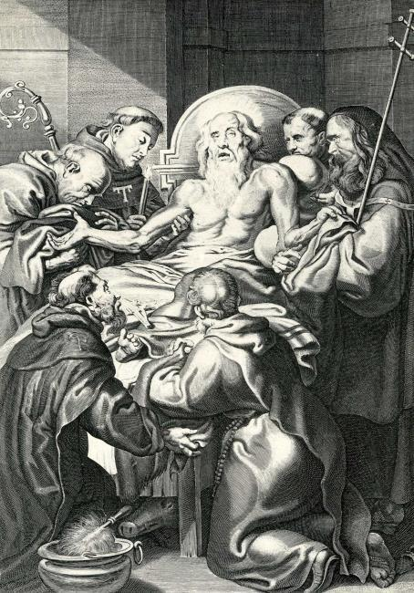 "<a class=""recordlink artists"" href=""/explore/artists/17323"" title=""Petrus Clouwet""><span class=""text"">Petrus Clouwet</span></a> naar <a class=""recordlink artists"" href=""/explore/artists/68737"" title=""Peter Paul Rubens""><span class=""text"">Peter Paul Rubens</span></a>"