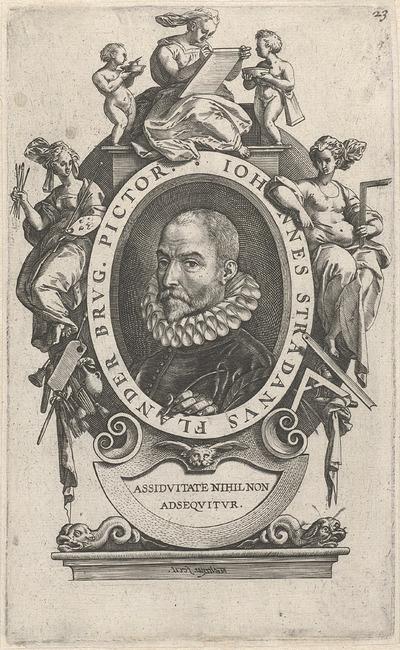 "<a class=""recordlink artists"" href=""/explore/artists/32515"" title=""Hendrick Goltzius""><span class=""text"">Hendrick Goltzius</span></a> naar <a class=""recordlink artists"" href=""/explore/artists/84226"" title=""Johannes Wierix""><span class=""text"">Johannes Wierix</span></a>"
