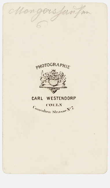 "<a class=""recordlink artists"" href=""/explore/artists/417410"" title=""Carl Westendorp""><span class=""text"">Carl Westendorp</span></a>"