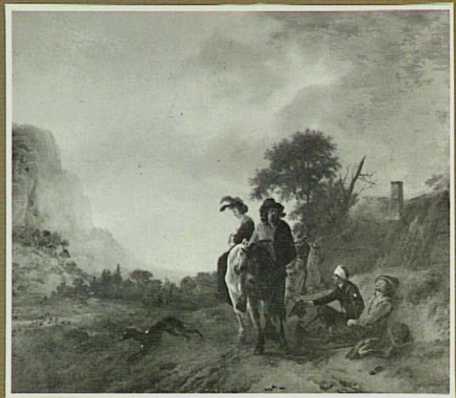 """attributed to <a class=""""recordlink artists"""" href=""""/explore/artists/85690"""" title=""""Philips Wouwerman""""><span class=""""text"""">Philips Wouwerman</span></a>"""