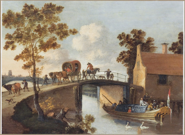 "possibly <a class=""recordlink artists"" href=""/explore/artists/11568"" title=""Pieter Bout""><span class=""text"">Pieter Bout</span></a>"