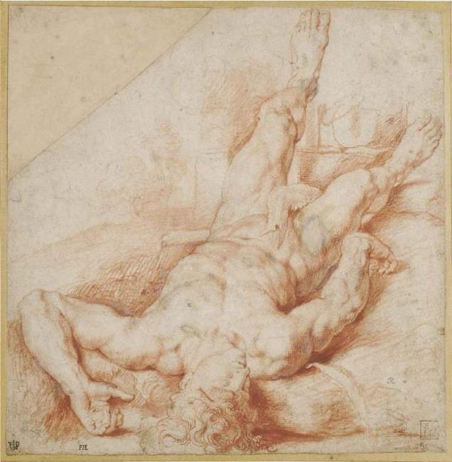 "<a class=""recordlink artists"" href=""/explore/artists/18888"" title=""Michiel Coxie (I)""><span class=""text"">Michiel Coxie (I)</span></a> and touched up by <a class=""recordlink artists"" href=""/explore/artists/68737"" title=""Peter Paul Rubens""><span class=""text"">Peter Paul Rubens</span></a>"