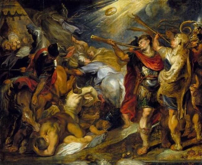 "<a class=""recordlink artists"" href=""/explore/artists/1984"" title=""Anoniem""><span class=""text"">Anoniem</span></a> zeventiende eeuws after <a class=""recordlink artists"" href=""/explore/artists/68737"" title=""Peter Paul Rubens""><span class=""text"">Peter Paul Rubens</span></a>"