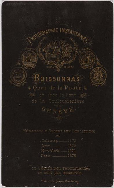 "<a class=""recordlink artists"" href=""/explore/artists/385872"" title=""Henri-Antoine Boissonnas""><span class=""text"">Henri-Antoine Boissonnas</span></a>"