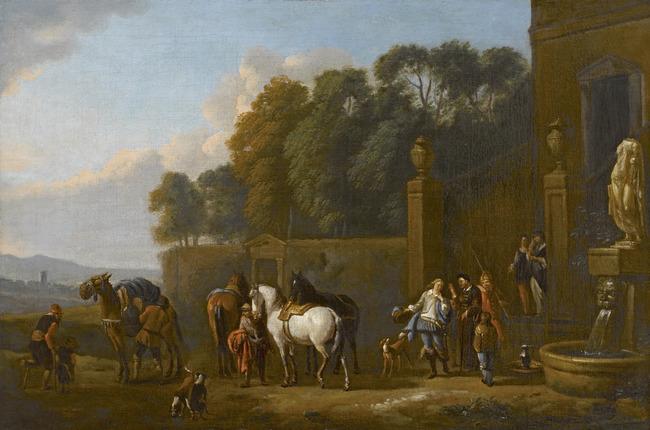 "(naar?) <a class=""recordlink artists"" href=""/explore/artists/9136"" title=""Pieter van Bloemen""><span class=""text"">Pieter van Bloemen</span></a>"
