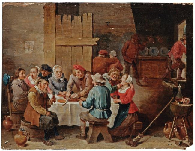 "<a class=""recordlink artists"" href=""/explore/artists/76784"" title=""Abraham Teniers""><span class=""text"">Abraham Teniers</span></a>"