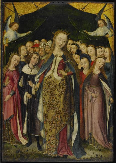 """<a class=""""recordlink artists"""" href=""""/explore/artists/53620"""" title=""""Master of the Legend of Saint Barbara""""><span class=""""text"""">Master of the Legend of Saint Barbara</span></a>"""