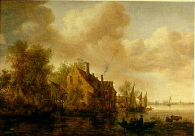 "follower of <a class=""recordlink artists"" href=""/explore/artists/33103"" title=""Jan van Goyen""><span class=""text"">Jan van Goyen</span></a>"