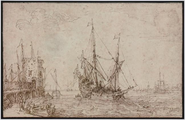 "<a class=""recordlink artists"" href=""/explore/artists/84222"" title=""Cornelis Claesz. van Wieringen""><span class=""text"">Cornelis Claesz. van Wieringen</span></a>"