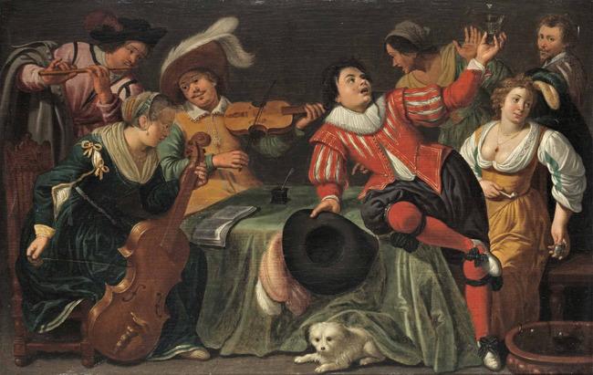 "<a class=""recordlink artists"" href=""/explore/artists/1984"" title=""Anoniem""><span class=""text"">Anoniem</span></a> <a class=""thesaurus"" href=""/en/explore/thesaurus?term=29960&domain=PLAATS"" title=""Noordelijke Nederlanden (historische regio)"" >Noordelijke Nederlanden (historische regio)</a> 17de eeuws, na ca. 1620"