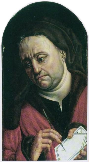 "vrij naar <a class=""recordlink artists"" href=""/explore/artists/83963"" title=""Rogier van der Weyden""><span class=""text"">Rogier van der Weyden</span></a> mogelijk <a class=""recordlink artists"" href=""/explore/artists/18655"" title=""Colijn de Coter""><span class=""text"">Colijn de Coter</span></a>"