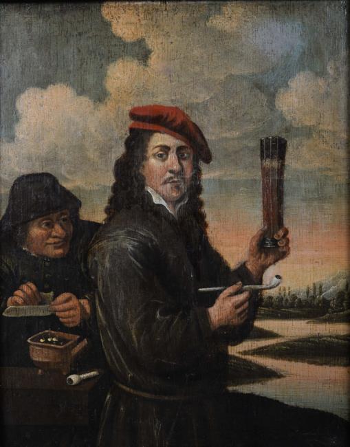 "free after <a class=""recordlink artists"" href=""/explore/artists/76786"" title=""David Teniers (II)""><span class=""text"">David Teniers (II)</span></a>"