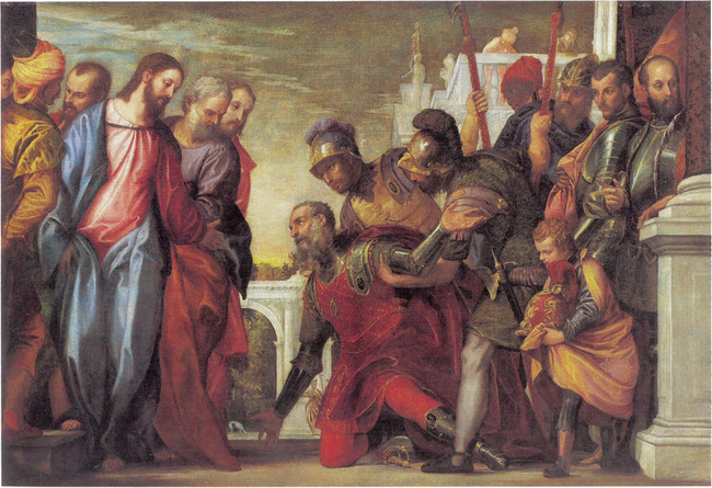 "<a class=""recordlink artists"" href=""/explore/artists/80585"" title=""Paolo Veronese""><span class=""text"">Paolo Veronese</span></a> and studio of <a class=""recordlink artists"" href=""/explore/artists/80585"" title=""Paolo Veronese""><span class=""text"">Paolo Veronese</span></a>"