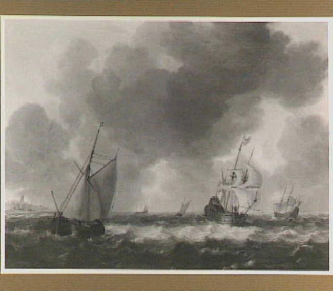 "<a class=""recordlink artists"" href=""/explore/artists/79794"" title=""Willem van de Velde (II)""><span class=""text"">Willem van de Velde (II)</span></a>"