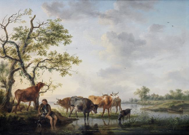 "<a class=""recordlink artists"" href=""/explore/artists/60553"" title=""Balthasar Paul Ommeganck""><span class=""text"">Balthasar Paul Ommeganck</span></a>"