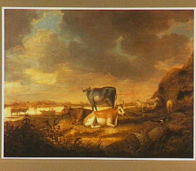 "attributed to <a class=""recordlink artists"" href=""/explore/artists/19498"" title=""Aelbert Cuyp""><span class=""text"">Aelbert Cuyp</span></a>"