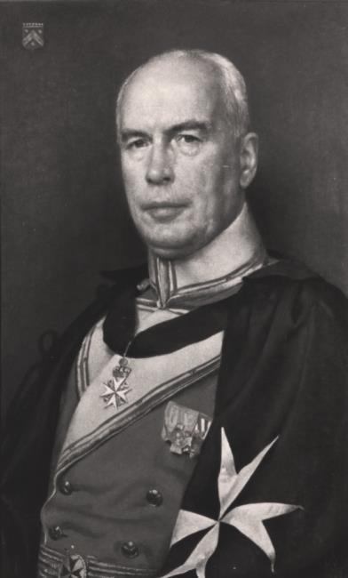 Portret van Reinhard Alexander Mackay (1903-1990)