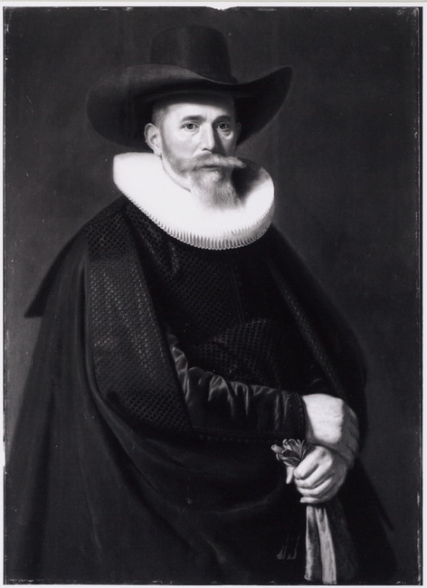 "attributed to <a class=""recordlink artists"" href=""/explore/artists/69729"" title=""Dirck Dircksz. Santvoort""><span class=""text"">Dirck Dircksz. Santvoort</span></a>"