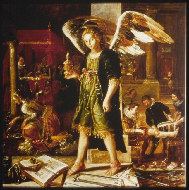 "<a class=""recordlink artists"" href=""/explore/artists/1984"" title=""Anoniem""><span class=""text"">Anoniem</span></a> <a class=""thesaurus"" href=""/nl/explore/thesaurus?term=29960&domain=PLAATS"" title=""Noordelijke Nederlanden (historische regio)"" >Noordelijke Nederlanden (historische regio)</a> 1600-1625"