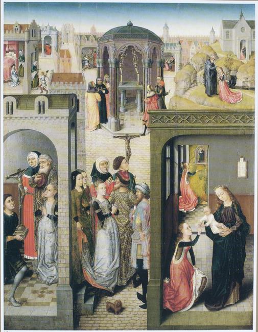 """<a class=""""recordlink artists"""" href=""""/explore/artists/53622"""" title=""""Meester van de Legende van de Heilige Catharina""""><span class=""""text"""">Meester van de Legende van de Heilige Catharina</span></a>"""