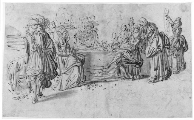 """manner of <a class=""""recordlink artists"""" href=""""/explore/artists/14584"""" title=""""Willem Pietersz. Buytewech""""><span class=""""text"""">Willem Pietersz. Buytewech</span></a>"""