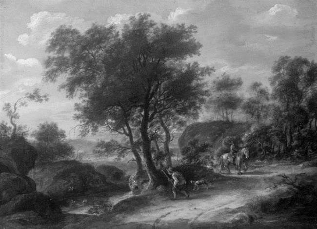 "mogelijk <a class=""recordlink artists"" href=""/explore/artists/83001"" title=""Anthonie Waterloo""><span class=""text"">Anthonie Waterloo</span></a> of mogelijk <a class=""recordlink artists"" href=""/explore/artists/6382"" title=""Willem van Bemmel""><span class=""text"">Willem van Bemmel</span></a>"