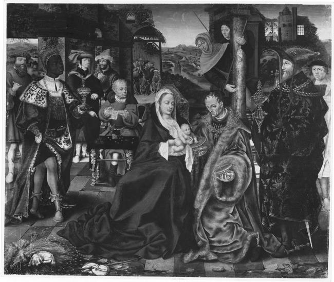 """toegeschreven aan <a class=""""recordlink artists"""" href=""""/explore/artists/78856"""" title=""""Jacob van Utrecht""""><span class=""""text"""">Jacob van Utrecht</span></a>"""