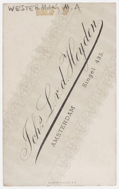 "<a class=""recordlink artists"" href=""/explore/artists/417708"" title=""Johannes Leonardus van der Heijden""><span class=""text"">Johannes Leonardus van der Heijden</span></a>"