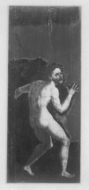 "after <a class=""recordlink artists"" href=""/explore/artists/71591"" title=""Jan van Scorel""><span class=""text"">Jan van Scorel</span></a> or attributed to <a class=""recordlink artists"" href=""/explore/artists/14554"" title=""Cornelis Cornelisz. Buys (II)""><span class=""text"">Cornelis Cornelisz. Buys (II)</span></a>"