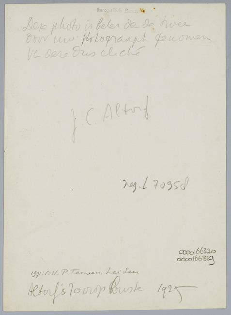 "<a class=""recordlink artists"" href=""/explore/artists/1412"" title=""Johan Coenraad Altorf""><span class=""text"">Johan Coenraad Altorf</span></a>"