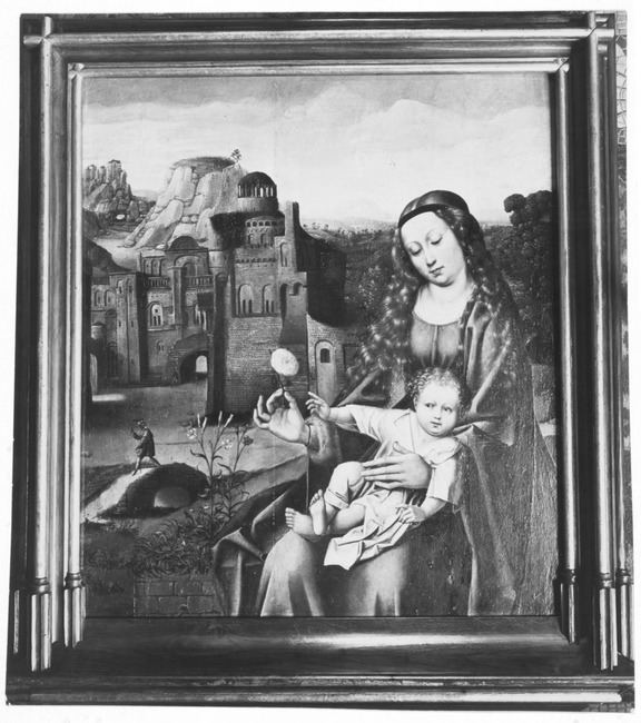 """possibly <a class=""""recordlink artists"""" href=""""/explore/artists/15043"""" title=""""Robert Campin""""><span class=""""text"""">Robert Campin</span></a> or manner of/after <a class=""""recordlink artists"""" href=""""/explore/artists/15043"""" title=""""Robert Campin""""><span class=""""text"""">Robert Campin</span></a>"""