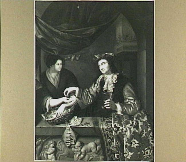 """manner of/after <a class=""""recordlink artists"""" href=""""/explore/artists/56020"""" title=""""Frans van Mieris (II)""""><span class=""""text"""">Frans van Mieris (II)</span></a>"""