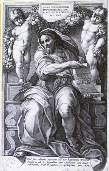 """attributed to <a class=""""recordlink artists"""" href=""""/explore/artists/32515"""" title=""""Hendrick Goltzius""""><span class=""""text"""">Hendrick Goltzius</span></a> after <a class=""""recordlink artists"""" href=""""/explore/artists/65622"""" title=""""Rafaël""""><span class=""""text"""">Rafaël</span></a>"""