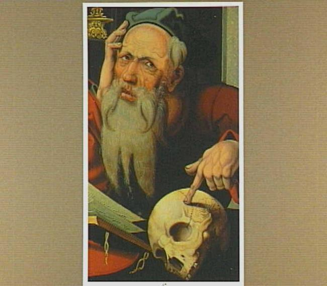 """naar <a class=""""recordlink artists"""" href=""""/explore/artists/24586"""" title=""""Albrecht Dürer""""><span class=""""text"""">Albrecht Dürer</span></a> en naar <a class=""""recordlink artists"""" href=""""/explore/artists/17248"""" title=""""Joos van Cleve""""><span class=""""text"""">Joos van Cleve</span></a>"""