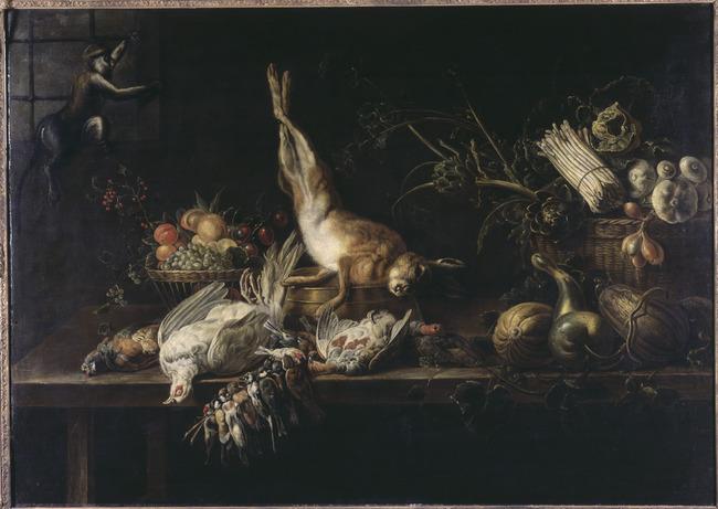 """atelier van <a class=""""recordlink artists"""" href=""""/explore/artists/78854"""" title=""""Adriaen van Utrecht""""><span class=""""text"""">Adriaen van Utrecht</span></a>"""
