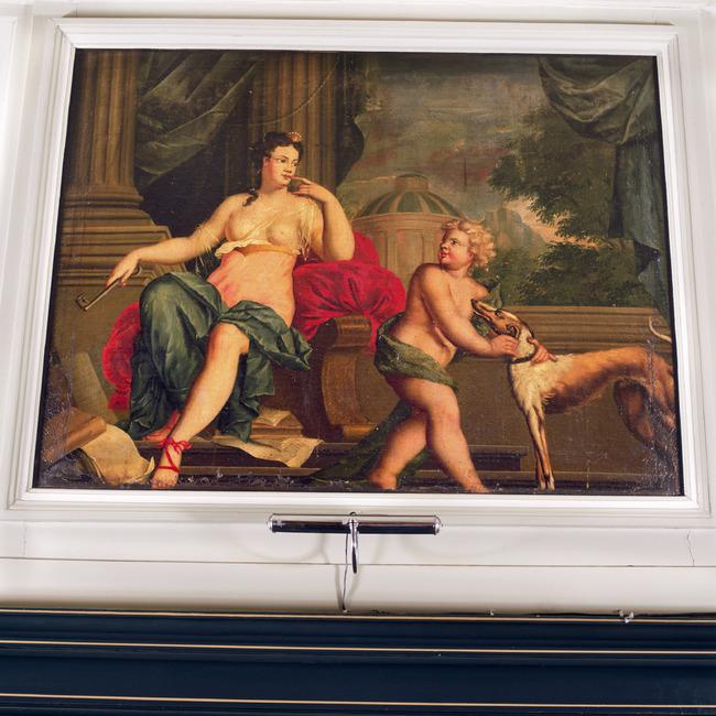 """<a class=""""recordlink artists"""" href=""""/explore/artists/1984"""" title=""""Anoniem""""><span class=""""text"""">Anoniem</span></a> <a class=""""thesaurus"""" href=""""/nl/explore/thesaurus?term=29960&domain=PLAATS"""" title=""""Noordelijke Nederlanden (historische regio)"""" >Noordelijke Nederlanden (historische regio)</a> eerste kwart 18de eeuw"""