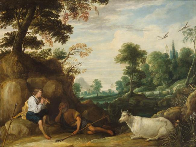 "<a class=""recordlink artists"" href=""/explore/artists/76785"" title=""David Teniers (I)""><span class=""text"">David Teniers (I)</span></a>"