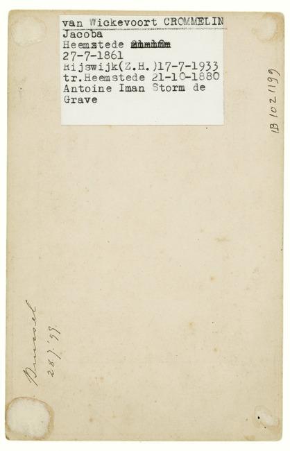 "<a class=""recordlink artists"" href=""/explore/artists/1984"" title=""Anoniem""><span class=""text"">Anoniem</span></a> 1899 gedateerd"